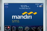 Format SMS Banking Mandiri Transfer Ke Bank Lain