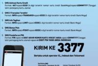 Kode SMS Banking Mandiri Telkomsel Terbaru