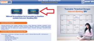 Cara Daftar Internet Banking BRI Versi Mobile