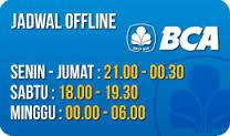 Jam Offline Bank BCA Yang Perlu Anda Ketahui