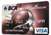 Ketentuan Limit Kartu Kredit BCA Gold