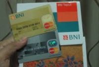 Bagaimana Jika Sms Banking BNI Terblokir