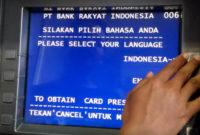 Begini Tahapan Aktivasi Internet Banking BRI Via ATM dan Kantor Cabang