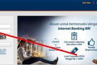 Solusi Mengetahui PIN dan User ID SMS Banking BRI Jika Lupa