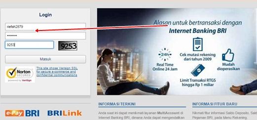 Ketahui Contoh User Id Internet Banking Bri Dan Kegunaannya Smsbangking 2021