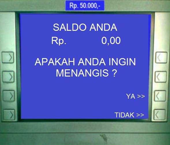 Masa Aktif ATM BRI Tanpa Saldo Sampai Berapa Bulan Ya