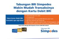 Segini Saldo Minimal Bank BRI Bisa Di Ambil Melalui ATM