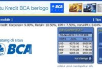 Segini Limit Transfer Internet Banking BCA Per 24 Jam