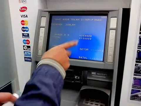 Cara Mengganti Sms Notifikasi BRI Di ATM Terdekat