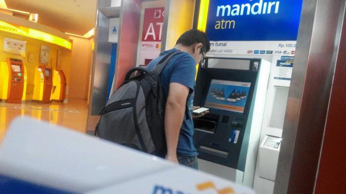 Cara Gampang Ganti Pin Sms Banking Mandiri Di ATM
