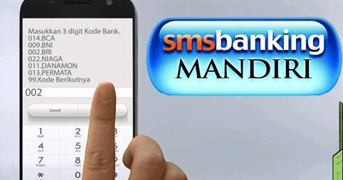 Berapa Biaya Sms Banking Mandiri Per Bulan